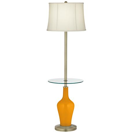 Mango Anya Tray Table Floor Lamp