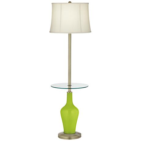 Tender Shoots Anya Tray Table Floor Lamp