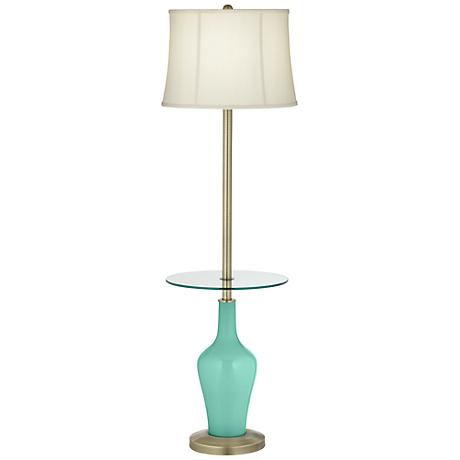 Larchmere Anya Tray Table Floor Lamp