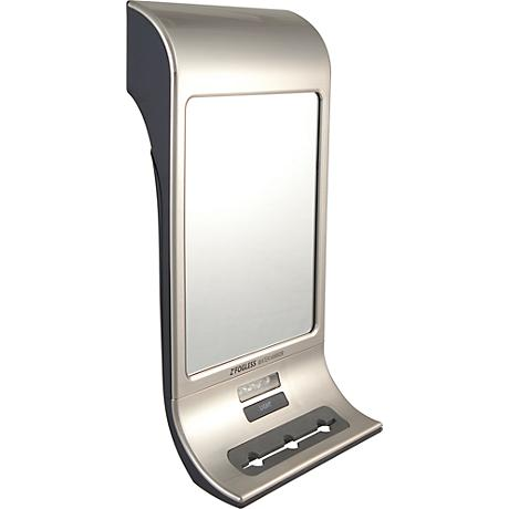 Z Fogless LED Break-Resistant Shower Mirror