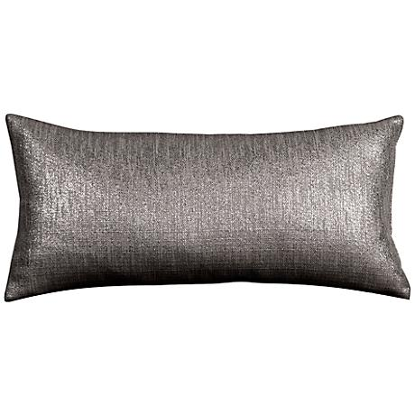"Howard Elliott Glam 22""x11"" Zinc Kidney Pillow"