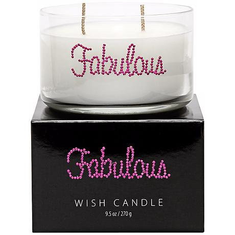 Fabulous Wish Candle