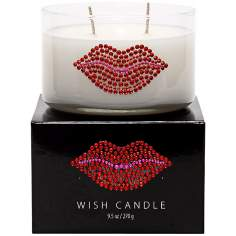 Sealed with a Kiss Wish Candle