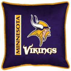 NFL Minnesota Vikings Sidelines Pillow