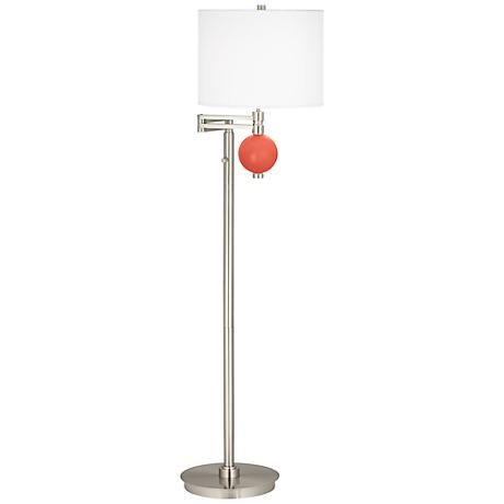Koi Niko Swing Arm Floor Lamp