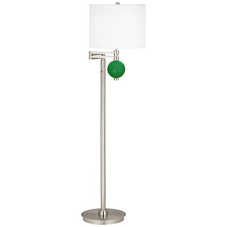 Envy Niko Swing Arm Floor Lamp