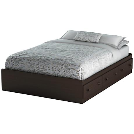 Summer Breeze Collection Chocolate Mates Bed