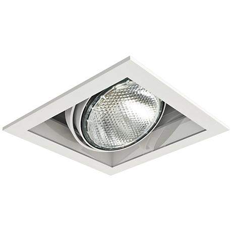 Eurofase White Square Par 20 Recessed Light