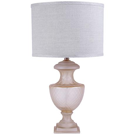 Jamie Young Mini Lee Urn Gold Table Lamp