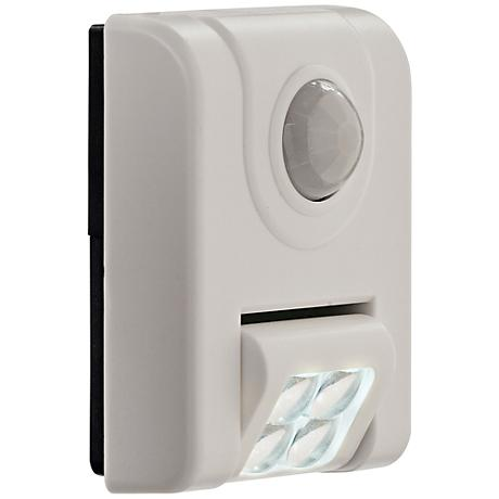 Fulcrum Glow 4-LED White Sensor Night Light
