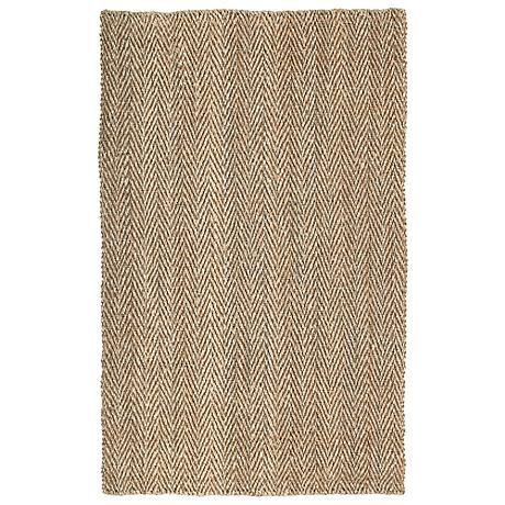 Kaleen Essential 8505-44 Coir Natural Jute Rug