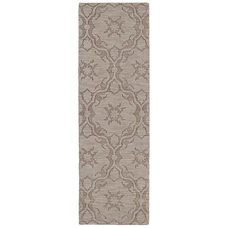 Kaleen Imprints Classic IPC03-82 Light Brown Rug