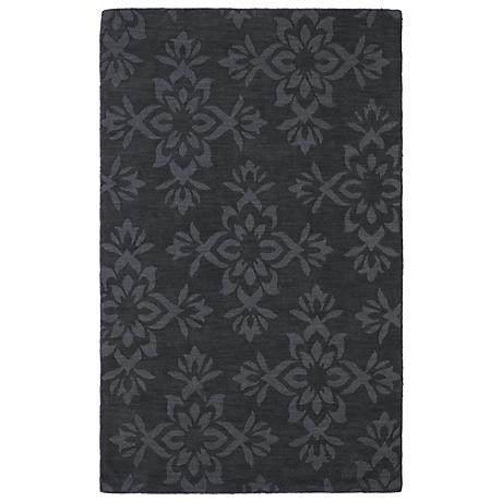 Kaleen Imprints Classic IPC04-38 Charcoal Rug