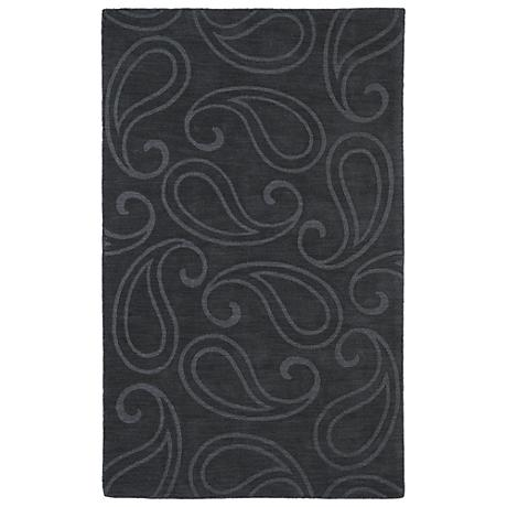 Kaleen Imprints Classic IPC05-38 Charcoal Rug