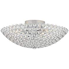 Possini Euro Design Contemporary Close To Ceiling Lights