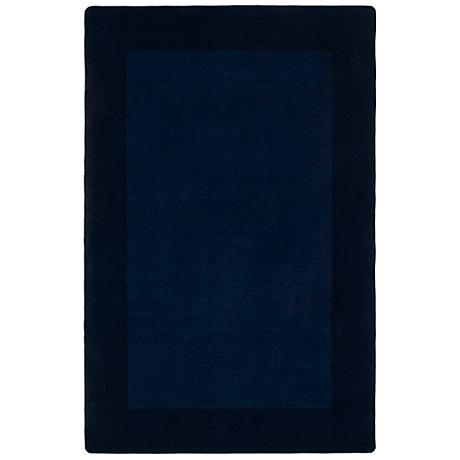 Kaleen Regency 7000-22 Navy Wool Area Rug