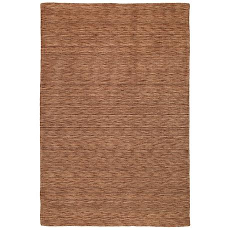 Kaleen Renaissance 4500-67 Copper Wool Area Rug