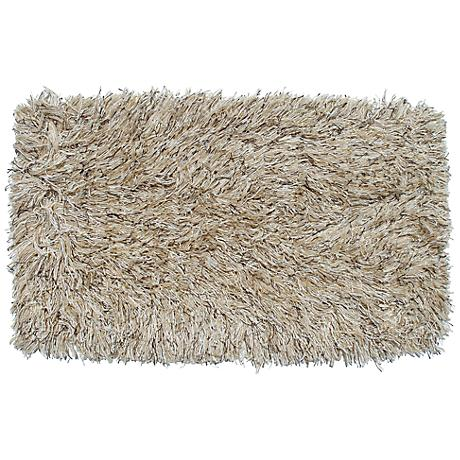 Motion Tan Shag Doormat