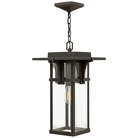 "Hinkley Manhattan 19 1/4"" High Outdoor Hanging Light"