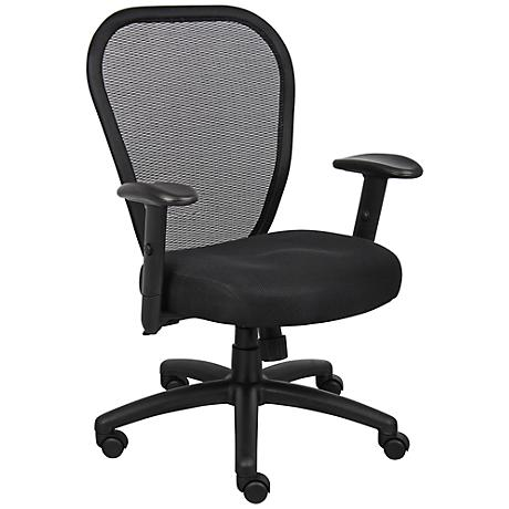 Boss Black Mesh Professional Managers Chair