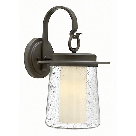"Hinkley Riley 18 3/4"" High Halogen Outdoor Wall Light"