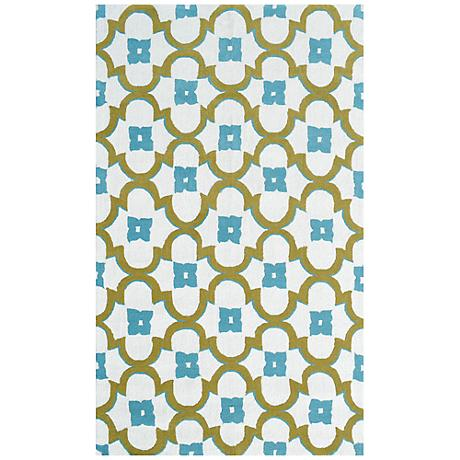 Resort 25395 Salisbury Indoor-Outdoor Rug