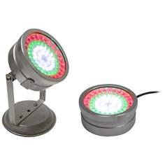 Luminosity Color Changing 72 LED Pond Light