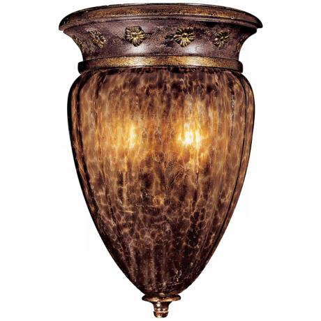 "Metropolitan Sanguesa 12 1/4"" High Wall Sconce"