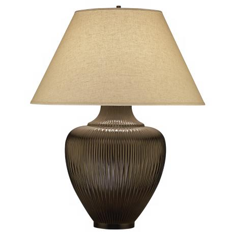Robert Abbey Louis Collection Large Pot Table Lamp