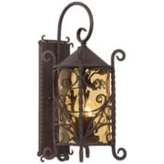 "Casa Seville™ 23 3/4"" High Outdoor Wall Light"