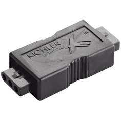 Kichler Black Female LED Connector