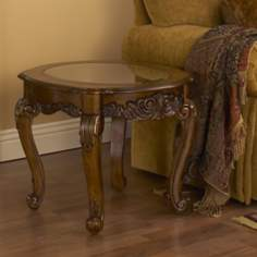 Maison French Provencial End Table