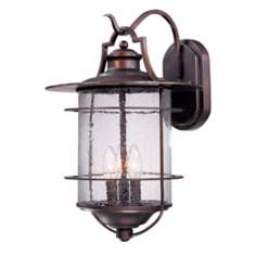 "Franklin Iron Works Casa Mirada 19 1/2"" High Outdoor Light"