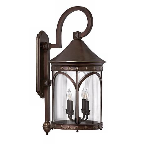 "Lucerne Collection 29 1/2"" High Outdoor Wall Light"