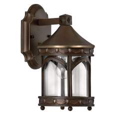 "Hinkley Lucerne Collection 11 1/2"" High Outdoor Wall Light"