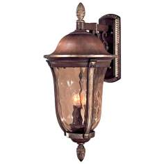 "Montanero Collection 26 1/2"" High Outdoor Wall Light"