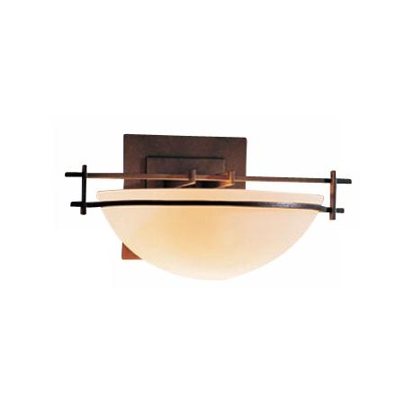 Hubbardton Forge Moonband 9 3/4 Wide Halogen Wall Sconce