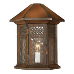 "Westwinds Collection 13"" High Outdoor Sconce"