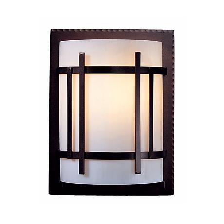 "Hubbardton Forge ADA Compliant 12"" High Cage  Sconce"
