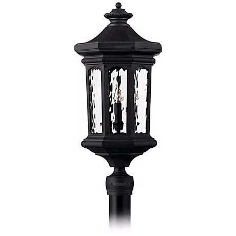 "Hinkley Raley Collection 26 1/4"" High Outdoor Post Light"