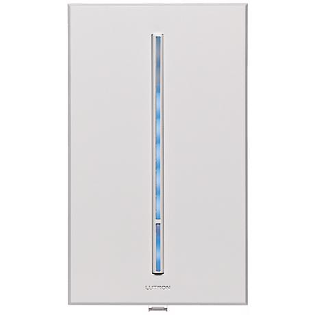 Lutron Vierti Blue LED Multilocation White Companion Control