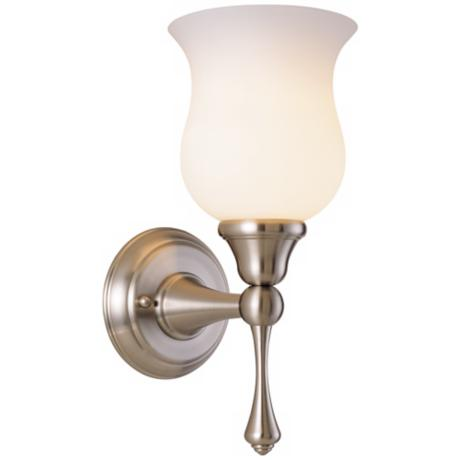 "Paris Lights 11 1/2"" High Wall Sconce"