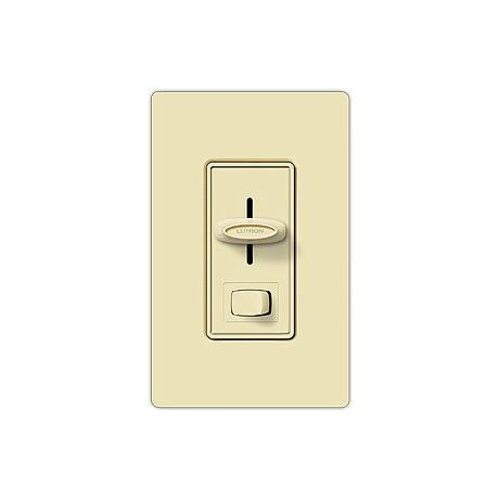 Lutron Skylark 600W 3-Way Slide Almond Dimmer