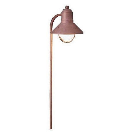Kichler Olde Brick Low Voltage Landscape Lantern
