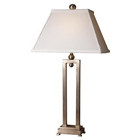 Uttermost Conrad Metal Table Lamp