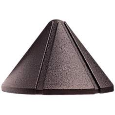 Kichler Architectural Bronze Mini Deck Light