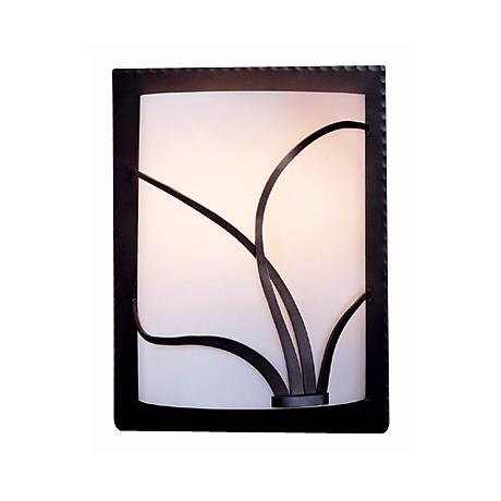Hubbardton Forge Right Face Reed Sconce