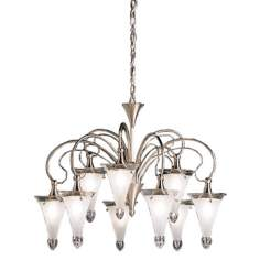 Fontaine Collection Nine Light Chandelier