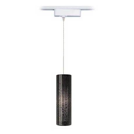 Peyton Brown Glass LED Tech Track Pendant for Juno Track Systems