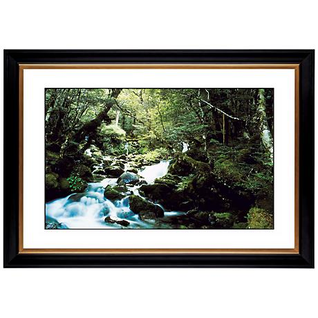 "Forest Brook Giclee 41 3/8"" Wide Wall Art"